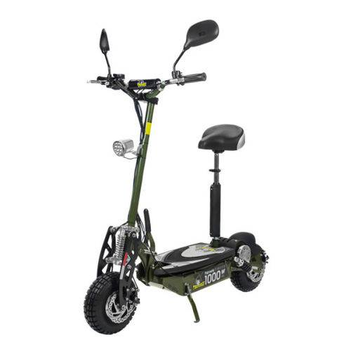Patinete Scooter Elétrico Two Dogs 1000w 48v com Computador de Bordo Verde