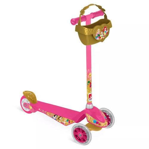 Patinete Skatenet Disney Princesas Bandeirante