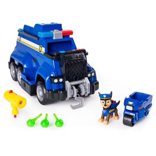 Patrulha Canina - Carro de Polícia Resgate Extremo - Sunny - SUNNY