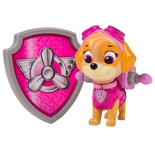 Patrulha Canina Figura Básica - Skye - Sunny