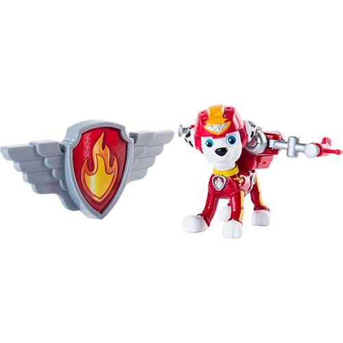 Patrulha Canina Figura de Resgate Aéreo Marshall - Sunny Brinquedos