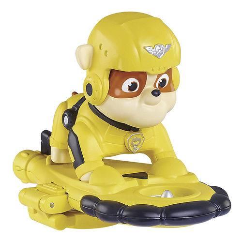 Patrulha Canina Figura Rubble Resgate Aéreo Sunny 1339