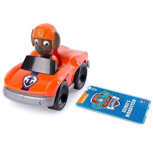 Patrulha Canina Racers Carrinho Zuma Roadster - Sunny