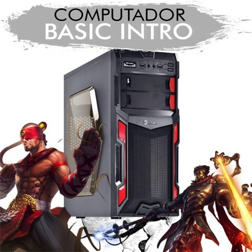 PC BASIC INTRO - Ryzen 3 2200G, Radeon Vega 8, 1TB, 8GB RAM