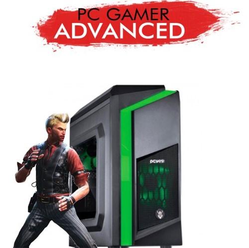 Pc Gamer Advanced - Intel Core 13-8100 Gtx 1050ti 4gb Gdrr5 1tb