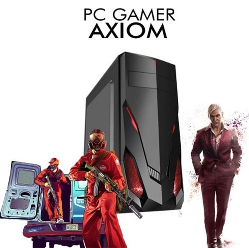 Pc Gamer Axiom - Intel Core I3-8100 Gtx 1650 4gb, 1tb 8gb Ram