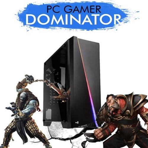 PC GAMER DOMINATOR - Intel Core I5-7400, R9 380, 1TB, 8GB RAM