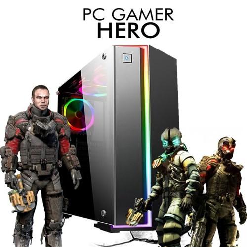 PC GAMER HERO - Intel Core I5-8400, R9 380 2GB, 1TB, 8GB RAM