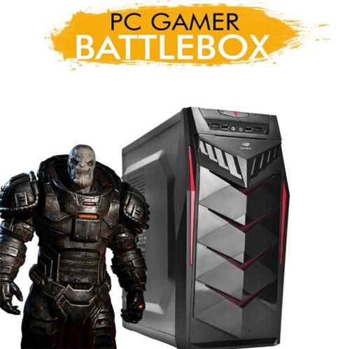 PC Gamer InfoParts BATTLEBOX I7 8700, GTX 1060 6GB 1TB 8GB RAM