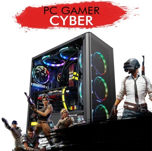 PC Gamer InfoParts CYBER I7 7700K GTX 1050TI 4GB, 1TB, 8GB RAM