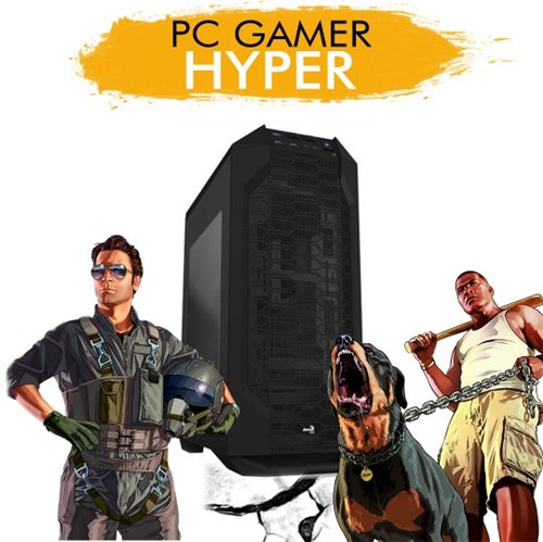 PC Gamer InfoParts HYPER - Intel I7 7700, GTX1060 3GB, 1TB
