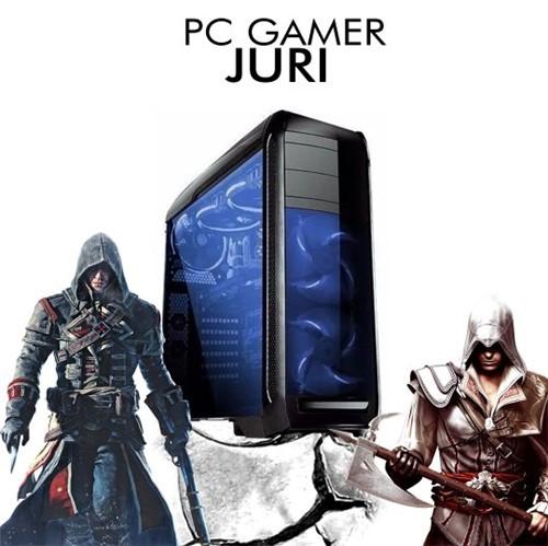 PC Gamer InfoParts JURI Intel I7 8700, GTX 1660 6GB 1TB 8GB RAM