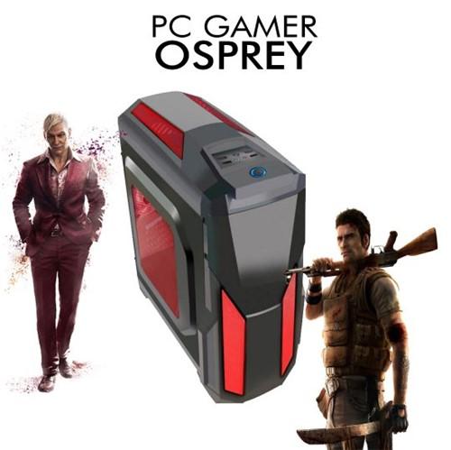 PC Gamer InfoParts Osprey - Intel Pentium G5400, RX 560, 1T, 8G