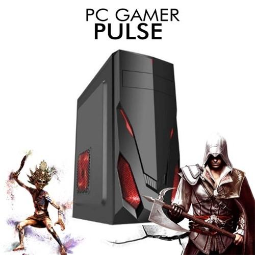 PC Gamer InfoParts Pulse - Intel Pentium G5400, RX 550, 1T, 8G
