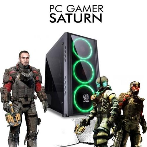 PC Gamer InfoParts Saturn Intel Pentium G5400 GTX 1660TI 1T 8G