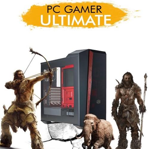 PC Gamer InfoParts ULTIMATE I7 8700K GTX 1060 6GB 1TB 8GB RAM