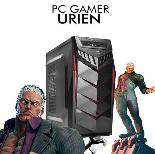 PC Gamer InfoParts URIEM - I7 8700, GTX 1050TI 4GB 1TB 8GB RAM