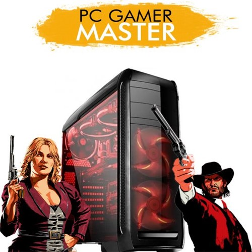 PC Gamer MASTER - Intel I7 7700, GTX1070TI 8GB, 1TB, 8GB RAM