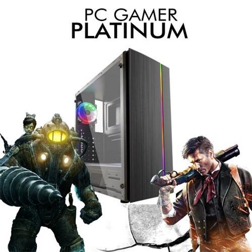 PC GAMER PLATINUM - Intel Core I5-8400, GTX 1660TI 6G, 1TB, 8GB