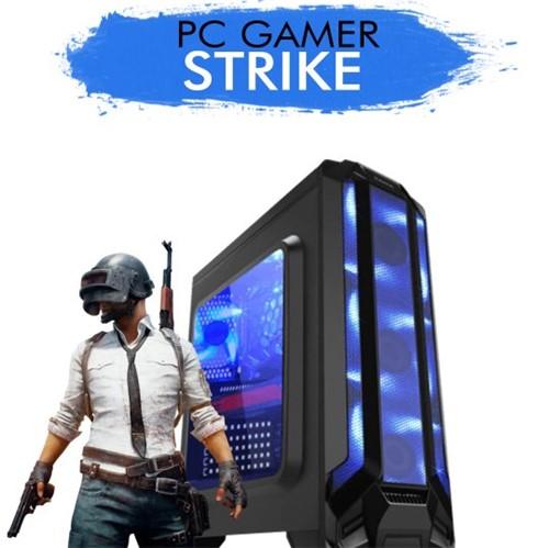 PC GAMER STRIKE- Intel Core I5-7400, GTX 1060 3GB, 1TB, 8GB RAM