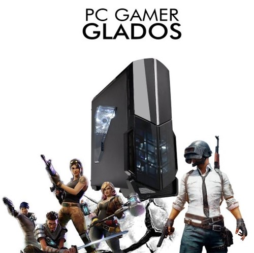 PC InfoParts GLADOS - A10-9700, GT1030 2GB, 1 TB, 8GB RAM DDR4