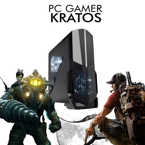 PC InfoParts KRATOS - FX-8300, GT1030 2GB, 1 TB, 8GB RAM DDR4