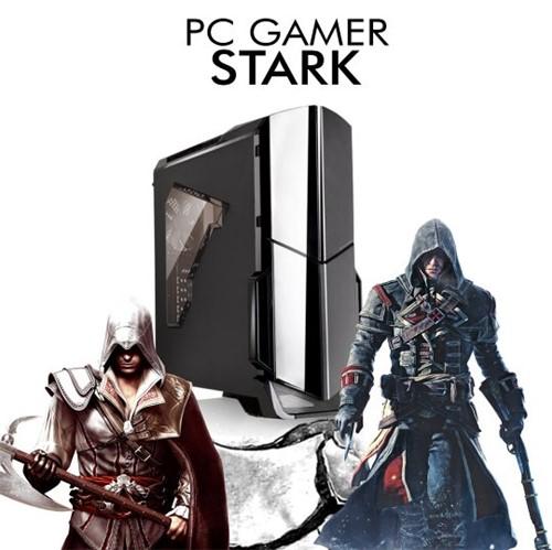 PC InfoParts STARK - Ryzen 3 2200G, GT 1030 2GB, 1 TB, 8GB RAM