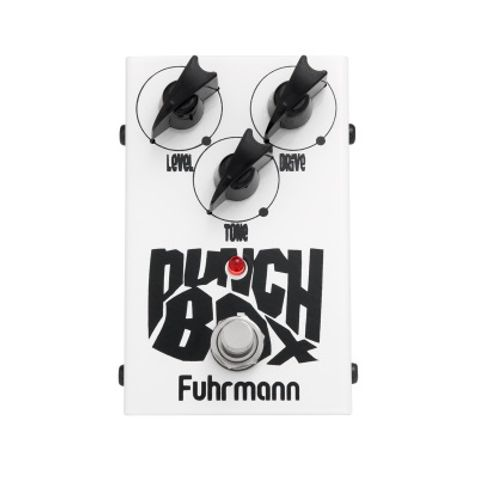 Pedal Guitarra Fuhrmann Pb01 Punch Box