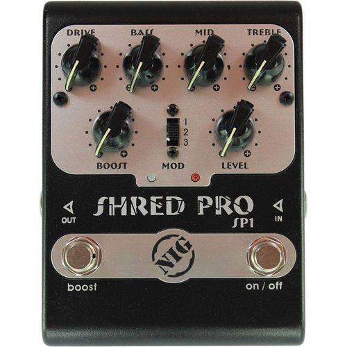 Pedal Nig Sp1 Shred Pro Distortion