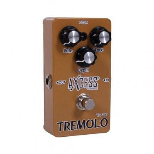 Pedal para Guitarra Tremolo Tr-107 Axcess By Giannini