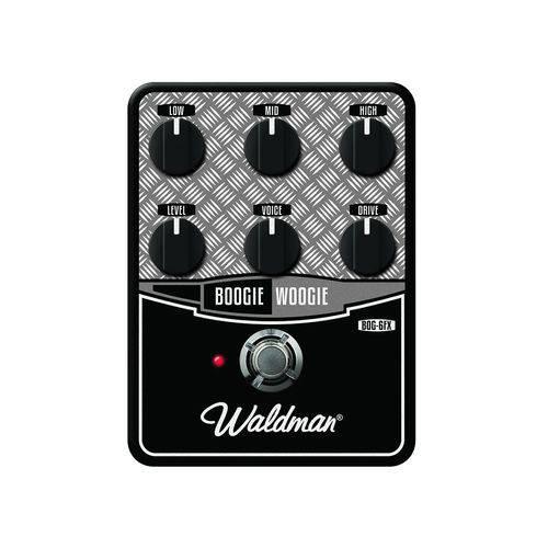 Pedal Waldman Distortion Boogie Woogie BOG-6FX