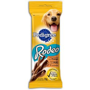 Pedigree Rodeo Frango - Unidade