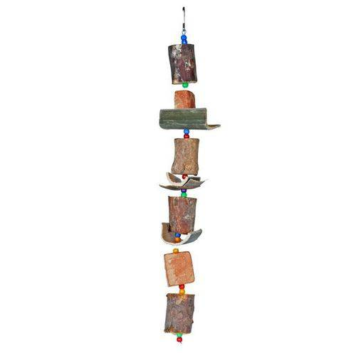 Pedra Toy For Bird para Pássaros Colorida - G