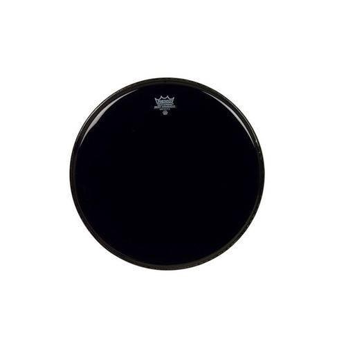Pele Remo 18 Powerstroke 3 Ebony C/ Molde P/ Furo Black Dynamo P3-1018-es Remo