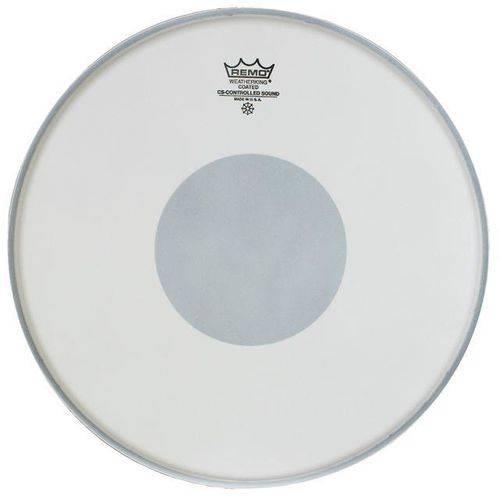 Pele Remo Cs Coated Controlled Sound Porosa 10¨ com Bola Central (10241)