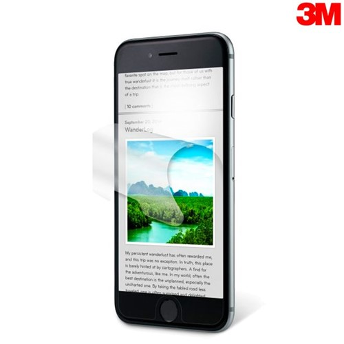 "Película Antirreflexo para IPhone 6 4.7"" HB004374946 – 3M"