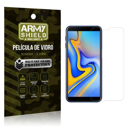 Película de Vidro Blindada Galaxy J6 Plus - Armyshield