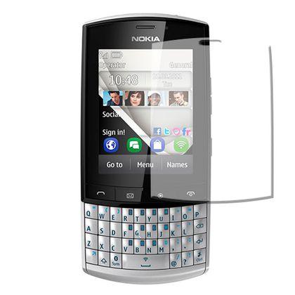 PelíCula Protetora Nokia Asha 303 Anti-Reflexo e Anti-Digitais