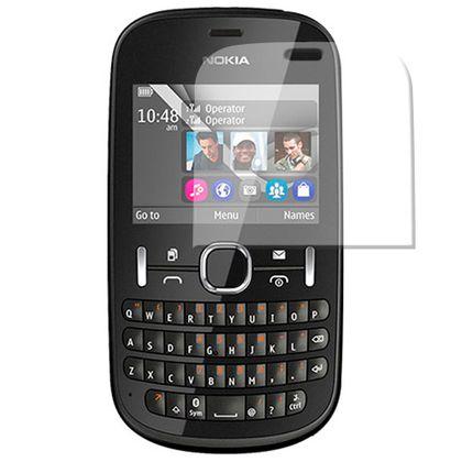 PelíCula Protetora Nokia Asha 201 Anti- Reflexo e Anti-Digitais