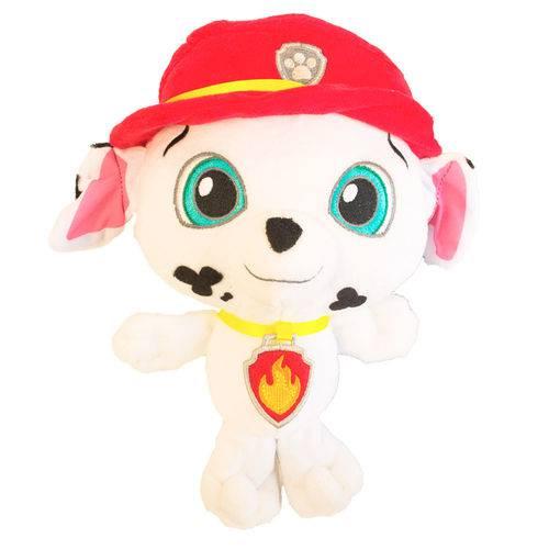 Pelúcia 25 Cm - Patrulha Canina Baby - Marshall - Sunny
