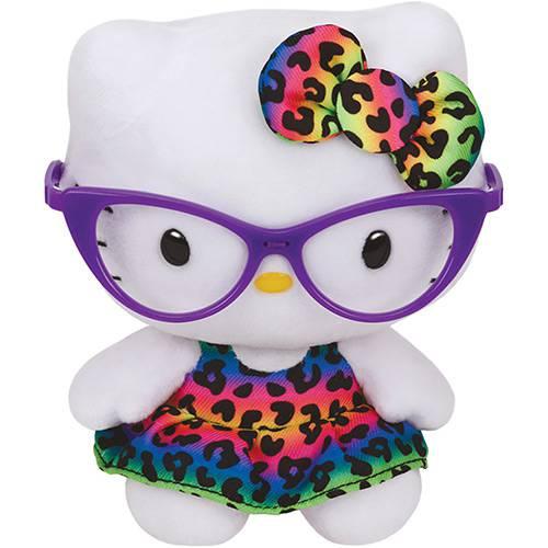 Pelúcia Beanie Babies Hello Kitty Óculos - DTC