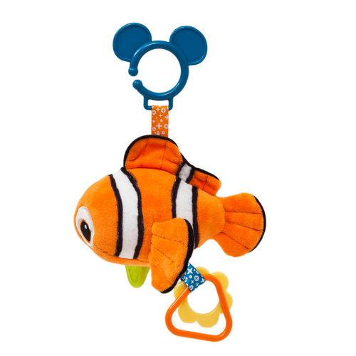 Pelúcia de Atividades 23 Cm - Disney - Nemo - Buba