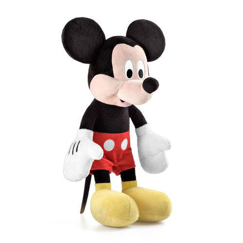 Pelúcia do Mickey com Som 33cm - BR332 Multikids