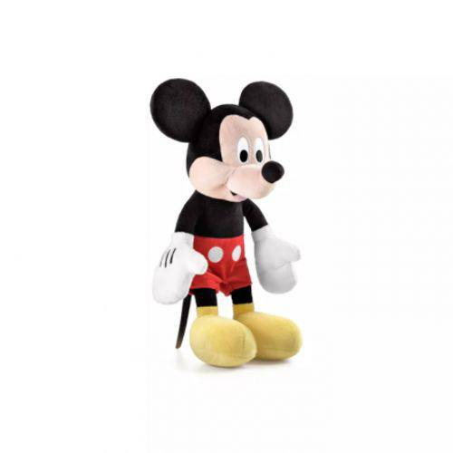 Pelúcia Mickey com Som 33cm Multikids - BR332