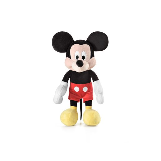 Pelúcia Mickey com Som 33 Cm - Multikids