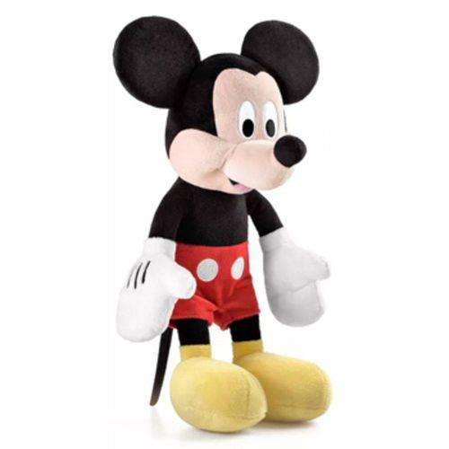 Pelúcia Mickey com Som 22 Cm - Multikids