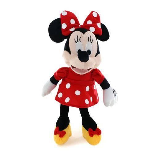 Pelúcia Minnie com Som 22cm - Multikids