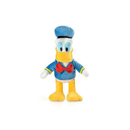 Pelúcia Pato Donald com Som 22 Cm - Multikids