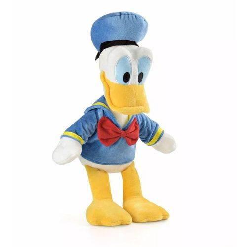 Pelúcia Pato Donald com Som 33cm - Multikids