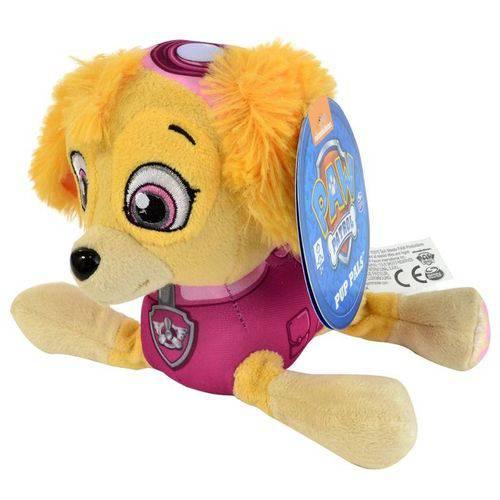 Pelúcia Patrula Canina 15 Cm - Sunny Brinquedos